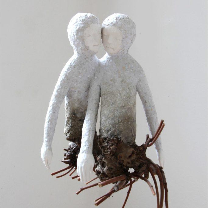 passie expositie- Nele-Waldert-Paar-2016-Foto-Kunstverein-Worms